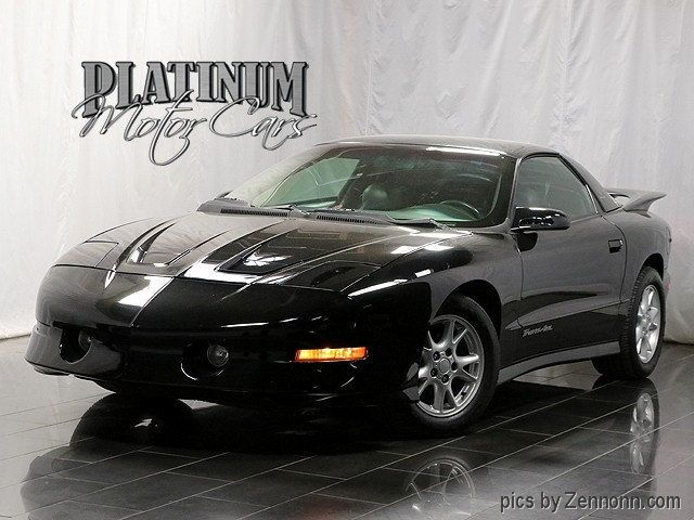 1993 Pontiac Firebird 2dr Coupe Trans Am Hatchback