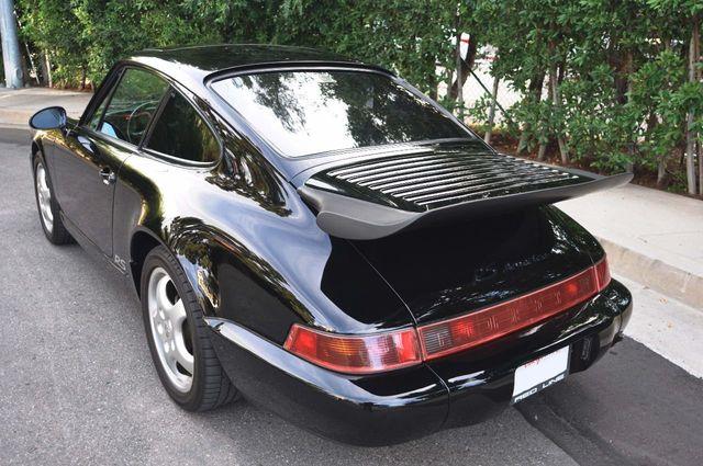 1993 Porsche 911