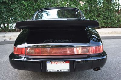 1993 Porsche 911 RS America - Click to see full-size photo viewer