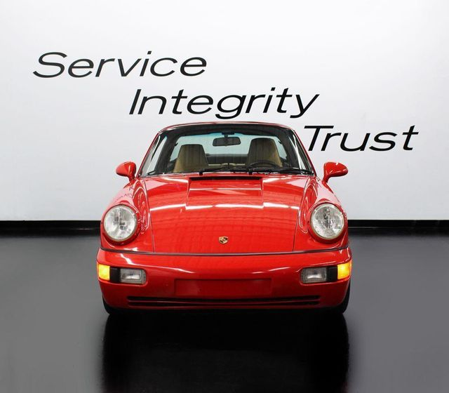 1993 Used Porsche 911 Carrera 2dr Coupe 2 Targa Tiptronic At Victory