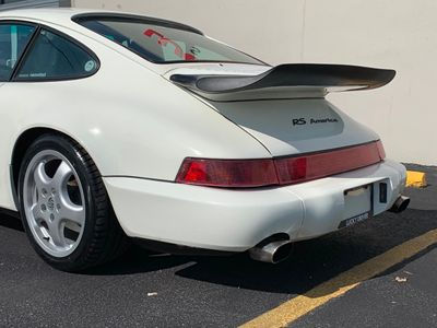 1993 Porsche 911 RS America 1993 Porsche 911 RS America - Click to see full-size photo viewer
