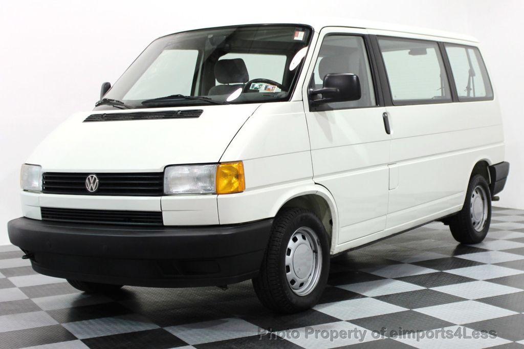 1993 Volkswagen Eurovan Cl 7 Penger Minivan 15812076 12