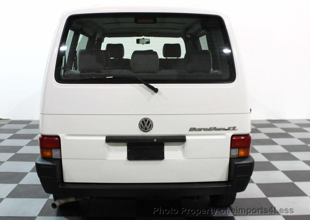 1993 Volkswagen Eurovan Cl 7 Penger Minivan 15812076 19