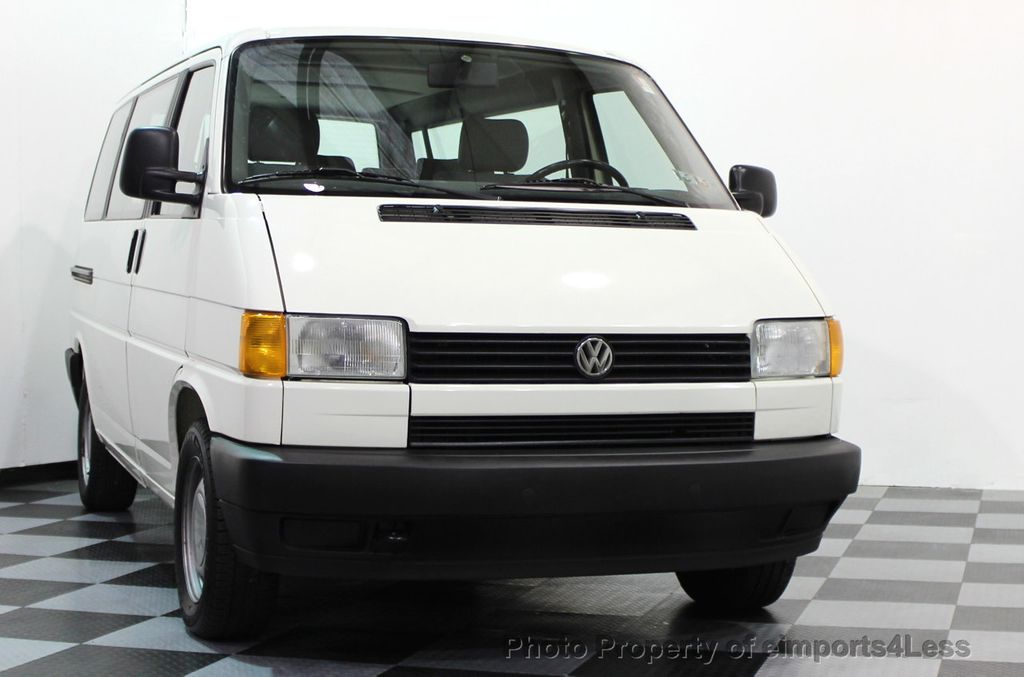 1993 Volkswagen Eurovan Cl 7 Penger Minivan 15812076 28