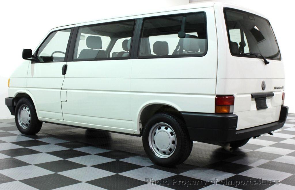 1993 Volkswagen Eurovan Cl 7 Penger Minivan 15812076 31