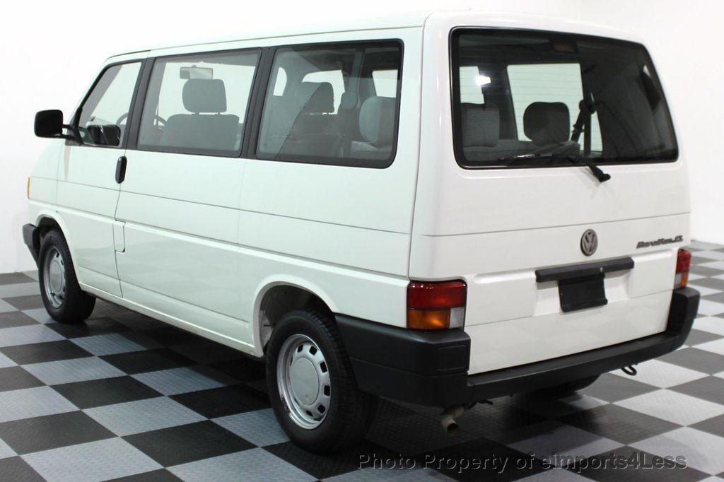 1993 Volkswagen Eurovan Cl 7 Penger Minivan 15812076 33