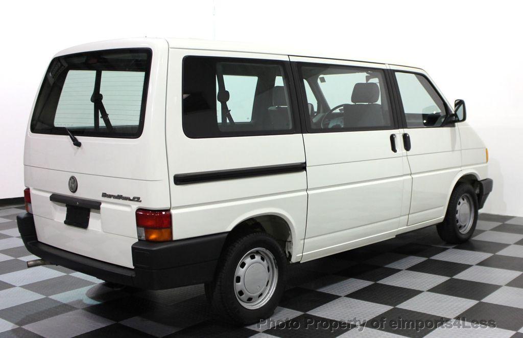 1993 Used Volkswagen Eurovan Eurovan Cl 7 Passenger