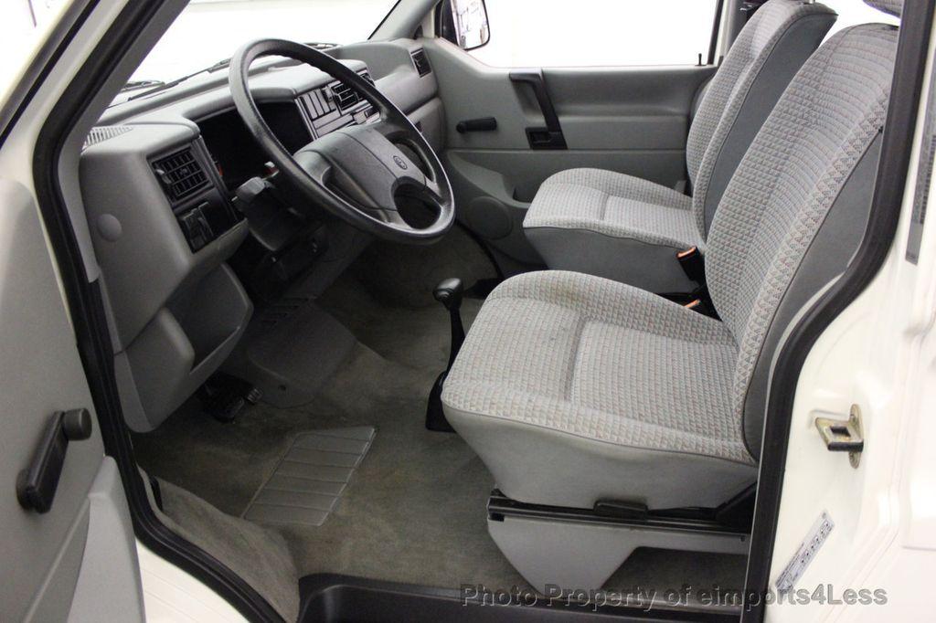 1993 Volkswagen Eurovan Cl 7 Penger Minivan 15812076 46