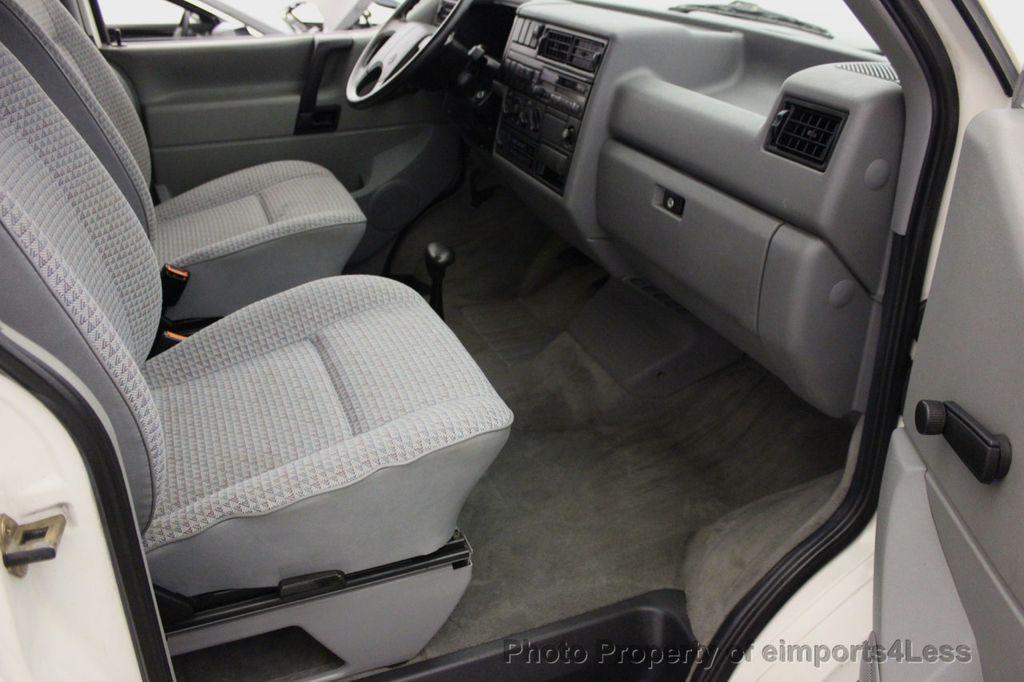 1993 Volkswagen Eurovan Cl 7 Penger Minivan 15812076 51