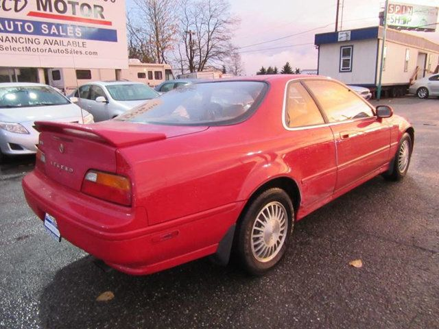 Acura Legend Dr Coupe LS Speed Manual Coupe For Sale - 1994 acura legend for sale