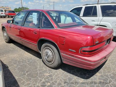1994 Buick Regal Custom - Click to see full-size photo viewer