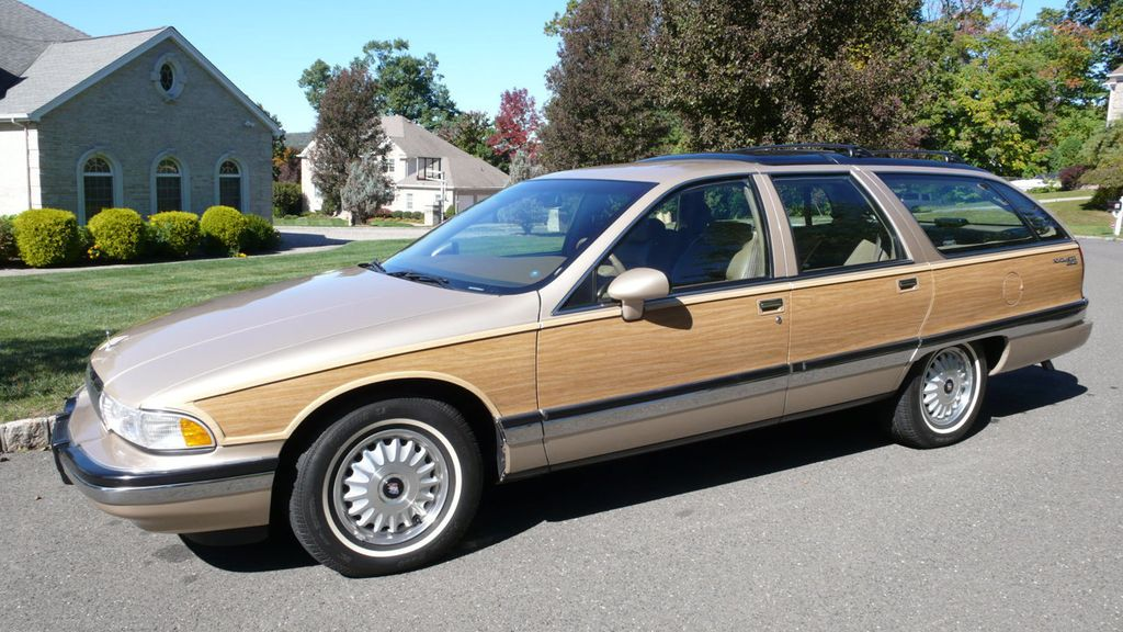 1994 Buick Roadmaster 4dr Wagon Estate - 15607035 - 2
