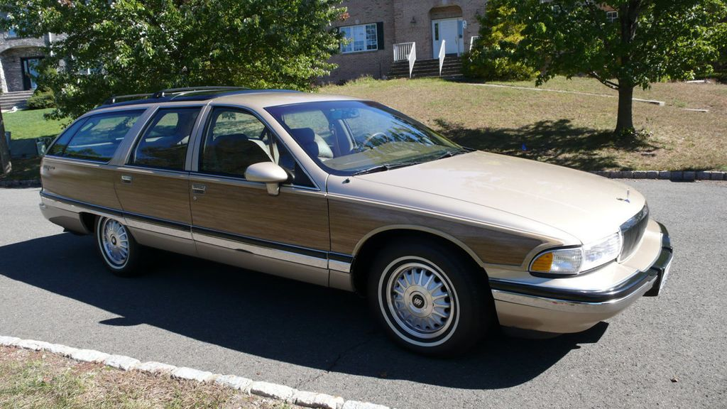 1994 Buick Roadmaster 4dr Wagon Estate - 15607035 - 3