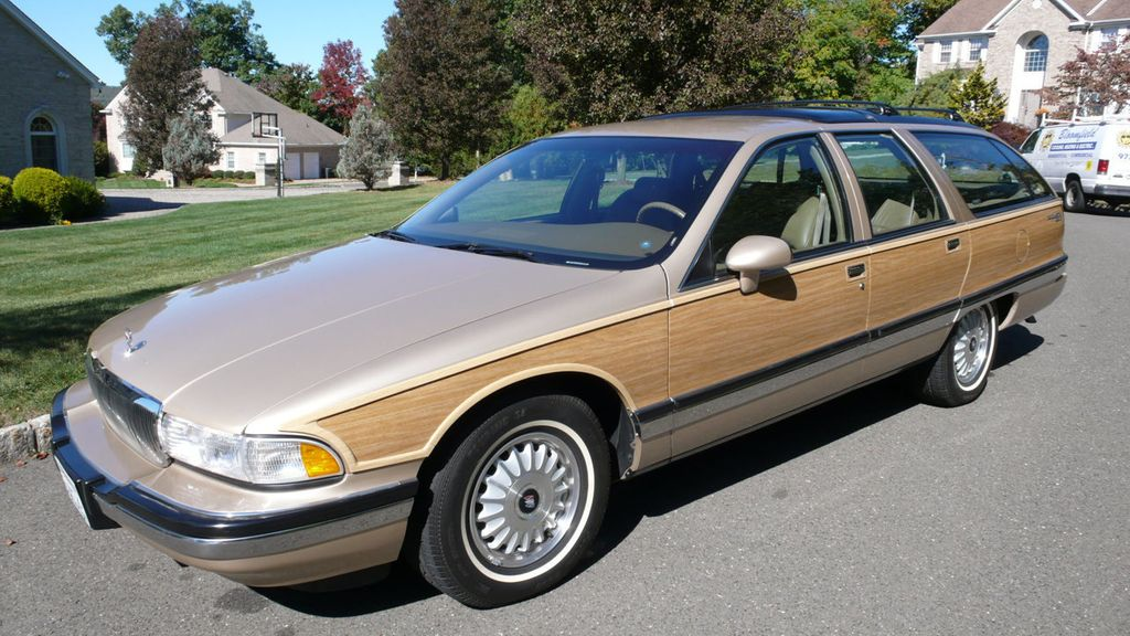 1994 Buick Roadmaster Estate Wagon For Sale The Wagon