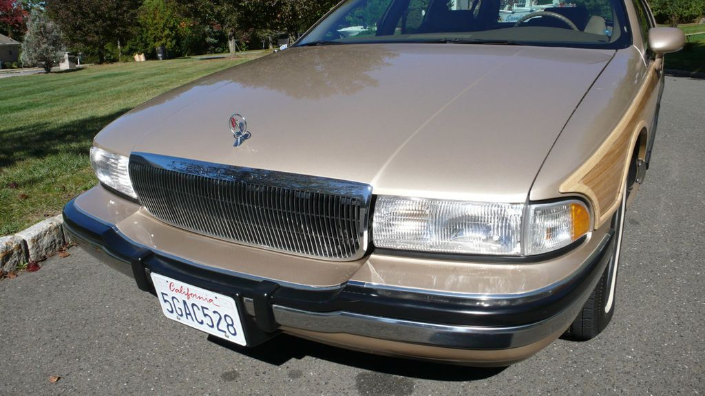 1994 Buick Roadmaster 4dr Wagon Estate - 15607035 - 5