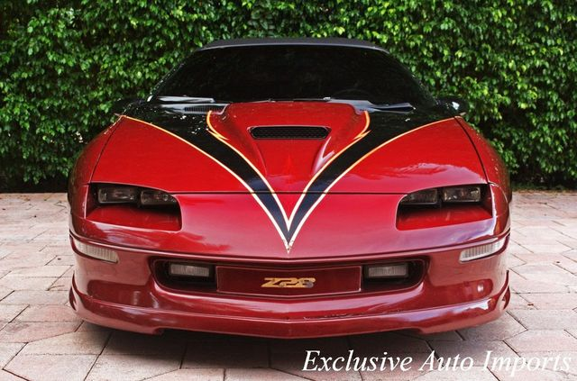 1994 Chevrolet Camaro 1994 CHEVROLET CHEVY CAMARO Z28 LT1 V8 TURBO SHOW CAR - Click to see full-size photo viewer