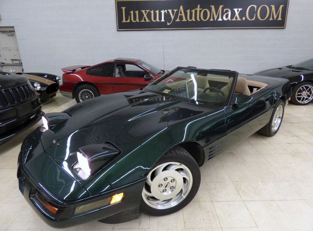 1994 Chevrolet Corvette 2dr Convertible - Click to see full-size photo viewer
