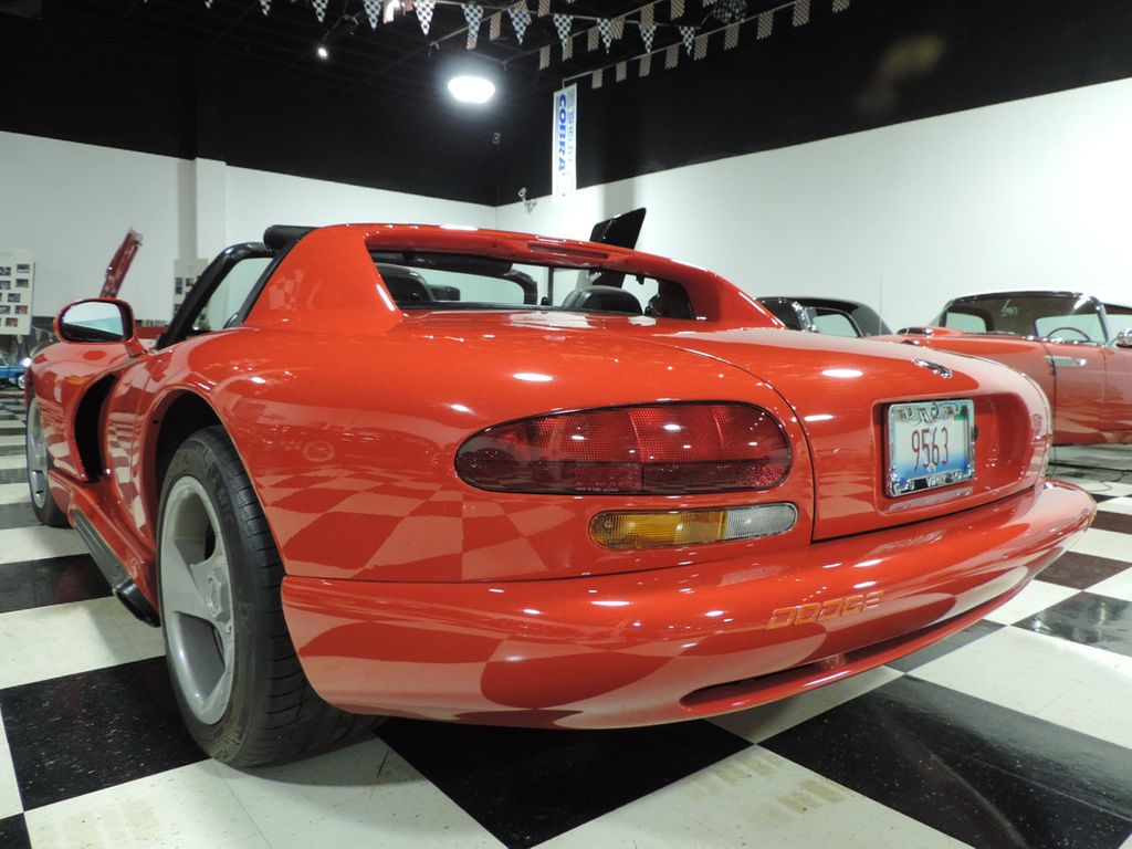 1994 Used Dodge Viper 2dr Open Sports Car at Conway Imports Serving ...