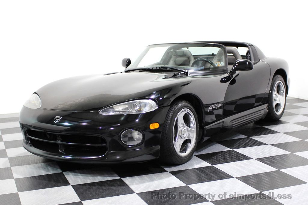 1994 Used Dodge Viper VIPER V10 ROADSTER at eimports4Less Serving ...