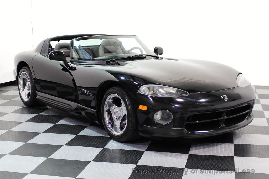 Dodge Viper Used >> 1994 Used Dodge Viper Viper V10 Roadster At Eimports4less Serving