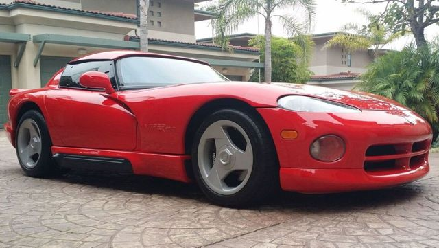 1994 Dodge VIPER RT/10 ROADSTER  - 16384478 - 32
