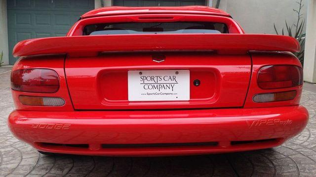 1994 Dodge VIPER RT/10 ROADSTER  - 16384478 - 34