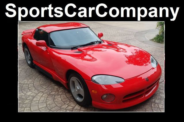 1994 Dodge VIPER RT/10 ROADSTER  - 16384478 - 3