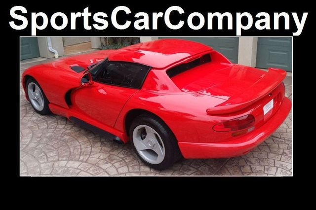 1994 Dodge VIPER RT/10 ROADSTER  - 16384478 - 4