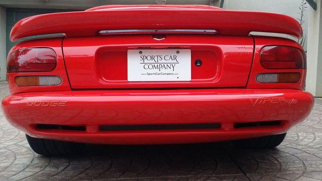 1994 Dodge VIPER RT/10 ROADSTER  - 16384478 - 7