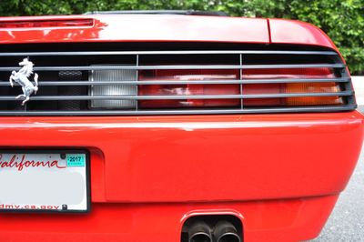 1994 Ferrari 348 Spider - Click to see full-size photo viewer