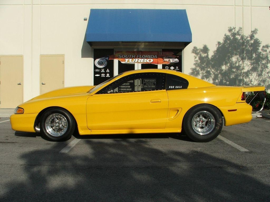 1994 Ford Mustang SVT Cobra Turbo - 10740381 - 2