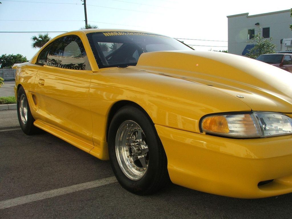 1994 Ford Mustang SVT Cobra Turbo - 10740381 - 4