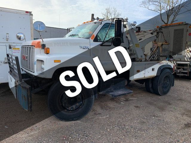 Used Work Trucks >> 1994 Used Gmc C7500 Tow Truck Wrecker Low Miles Ready For Work At More Than Trucks Serving Massapequa Ny Iid 18830577