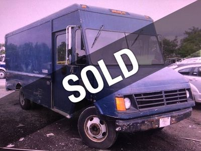 1994 GMC P3500 Lunch Wagon Food Truck