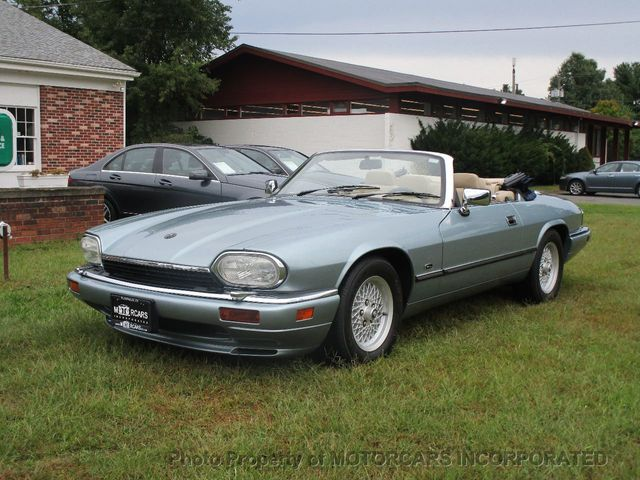 1994 Jaguar XJS 2dr Convertible 4.0L - Click to see full-size photo viewer