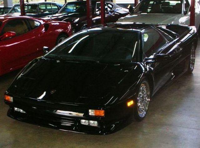 1994 Used Lamborghini Diablo Vt At Sports Car Company Inc
