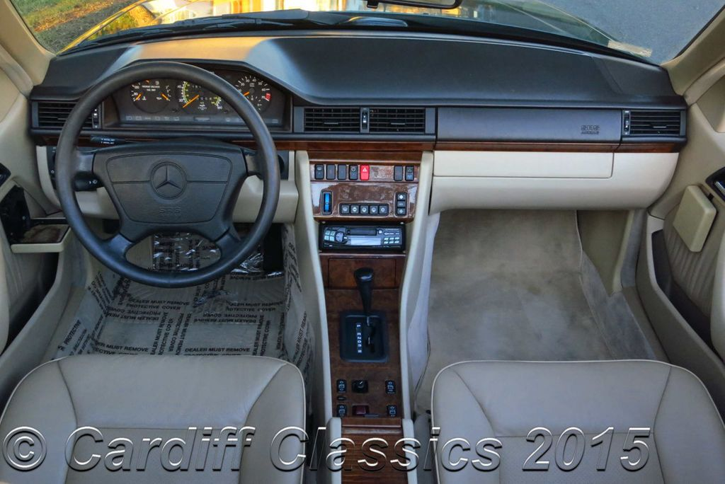 1994 Used Mercedes-Benz E320 Cabriolet W124 at Cardiff Classics Serving  Encinitas, IID 14425454