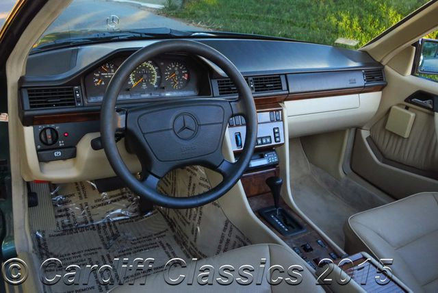 1994 Used Mercedes-Benz E320 Cabriolet W124 at Cardiff Classics ...