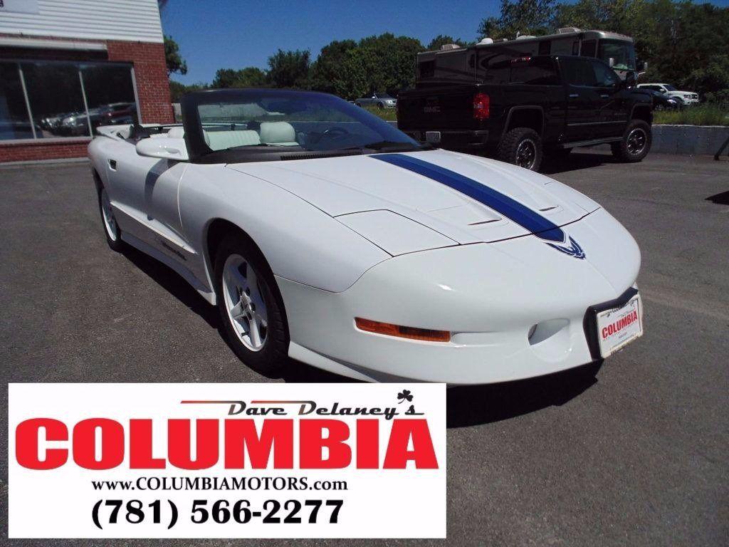 1994 Pontiac Firebird   16578218