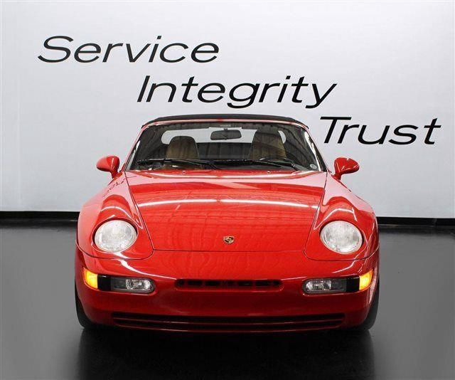1994 Used Porsche 968 2dr Cabriolet 6 Speed At Victory Motorcars
