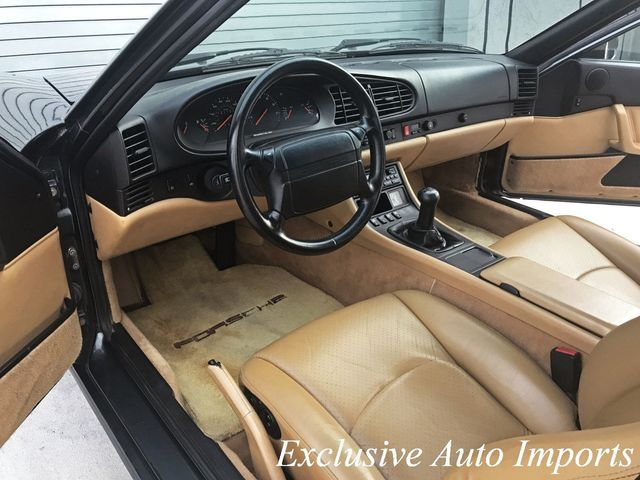 1994 Porsche 968 2-OWNER 6SPEED MANUAL COUPE RARE HAVE SERVICE RECORDS - Click to see full-size photo viewer