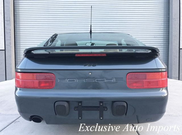 1994 Porsche 968 2-OWNER 6SPEED MANUAL COUPE RARE ORIGINAL SURVIVOR INCREDIBLE! - Click to see full-size photo viewer