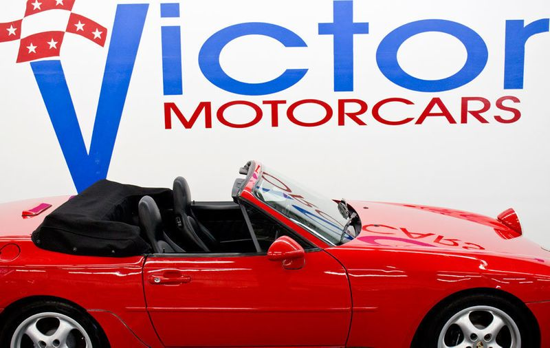 1994 Used Porsche 968 At Victory Motorcars Serving Houston Tx Iid