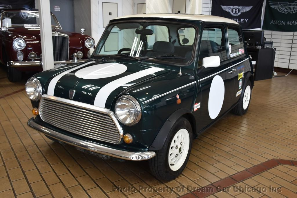 1994 Used Rover Mini Mayfair At Dream Car Chicago Inc Serving Villa Park Il Iid 20327679