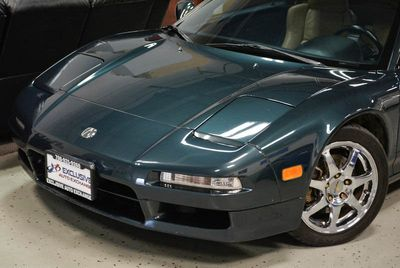 1995 Acura NSX Targa  - Click to see full-size photo viewer