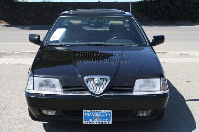 1995 Alfa Romeo 164 Ls Not Specified Zared43e0s6309563 3
