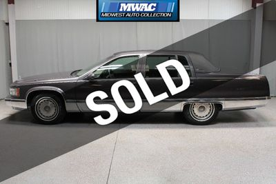 1995 used cadillac fleetwood brougham southern rust free leather lt1 at midwest auto collection serving sycamore il iid 17982658 1995 used cadillac fleetwood brougham