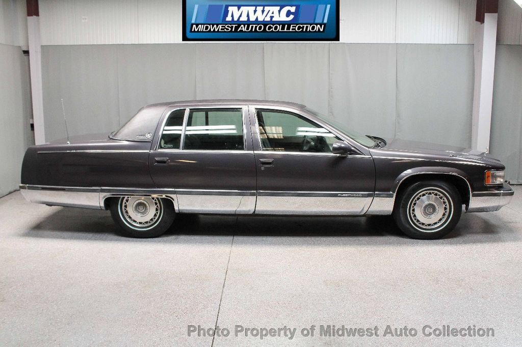 1995 Cadillac FLEETWOOD BROUGHAM SOUTHERN RUST FREE LEATHER LT1 - 17982658 - 2