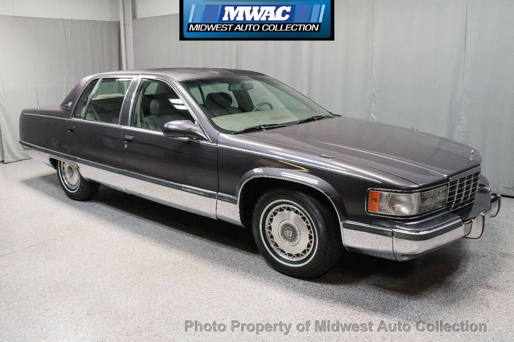 1995 Cadillac FLEETWOOD BROUGHAM SOUTHERN RUST FREE LEATHER LT1 - 17982658 - 3