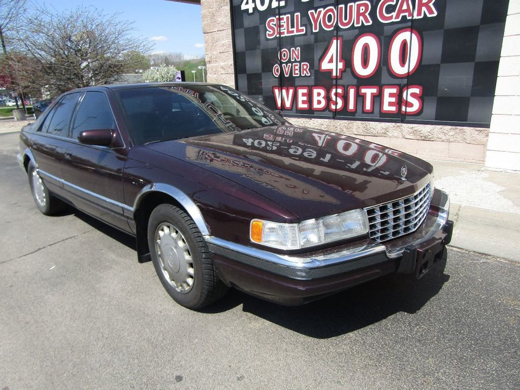 1995 Cadillac Seville 4dr Sedan Luxury SLS - 16309868 - 0